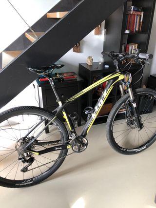 Bici carbono precio negociable