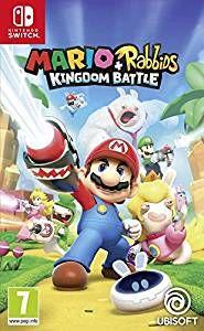 Mario Rabbids para nintendo switch