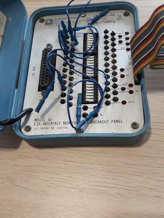 monitor rs232 db25