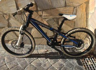 Bicicleta infantil Mondrake