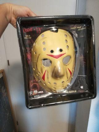 Máscara de Jason Boorges original