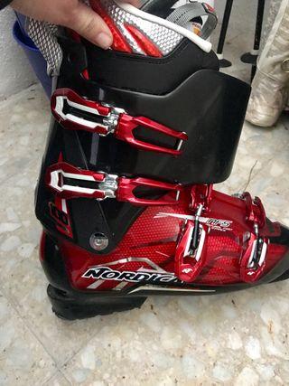 Bota de esquí hombre