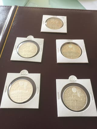 Monedas de colección de 2000 pesetas