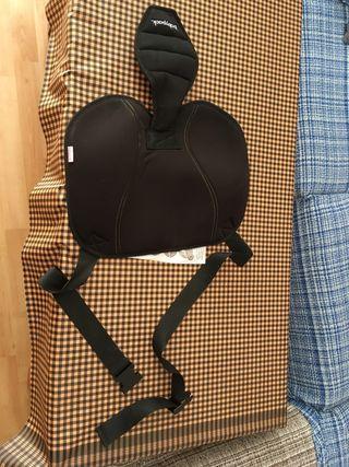 Adaptador cinturón de seguridad para embarazadas