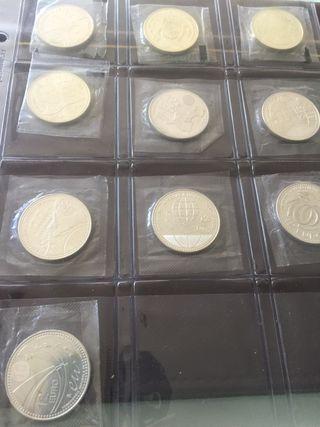 Monedas de plata 12€ euros
