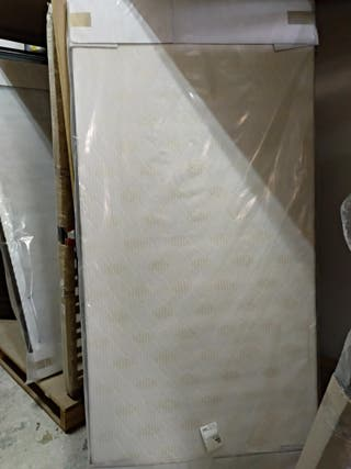 Base tapizada 90/190