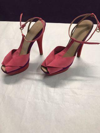 Zapato de Zara del 39