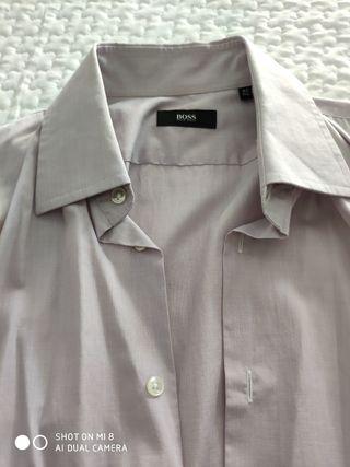 Hugo Boss Camisa de hombre, talla M
