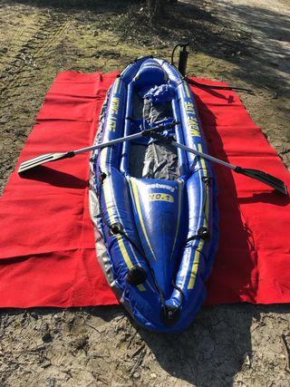 Kayak piragua canoa hinchable