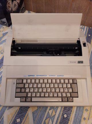 máquina de escribir eléctrica AEG