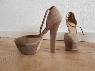 Tenerife Cruz Zapatos Segunda Tacón Santa De En Mano Zara xg8vwZ7q