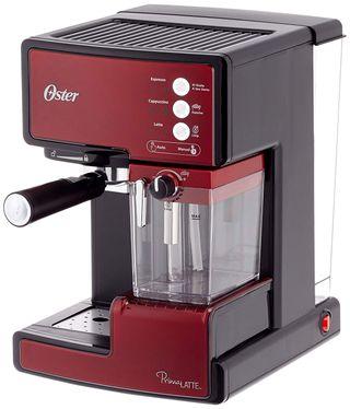 Oster Prima Latte Cafetera espreso con tratamien