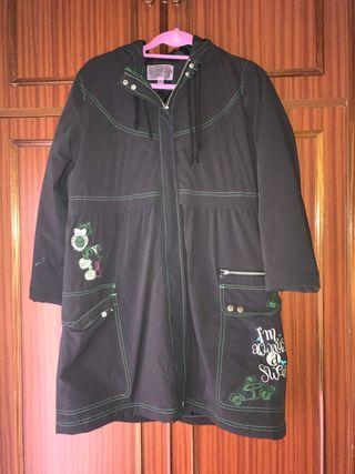 Abrigo sidecar talla XL