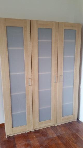 ARMARIOS IKEA EN PERFECTO ESTADO