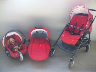 Maxi Cosy // Carrito bebe trio Bebeconfort Streety