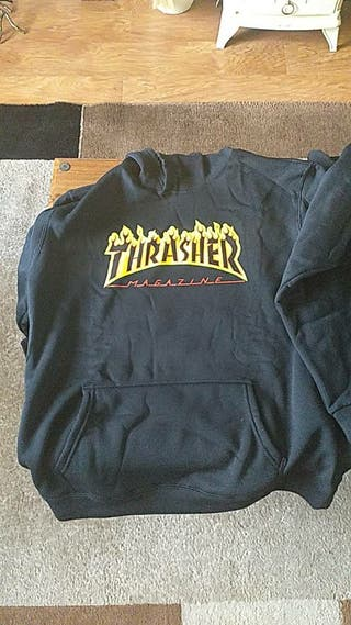 2 brand new thrasher hoodies, both for 30