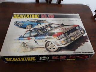 Scalextric RC-68 sin coches