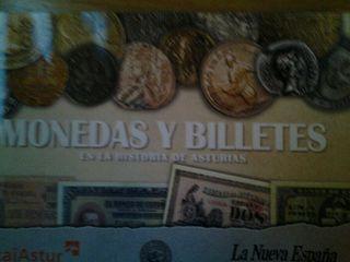 Monedas y Billetes de Historia de Asturias