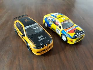 2 Coches De Scalextric