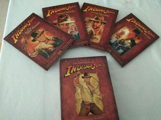 Trilogía Dvd Indiana Jones