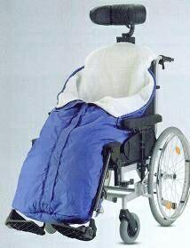 silla de ruedas retráctil