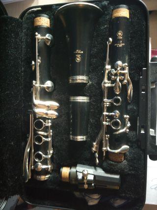 Clarinete Yamaha 250