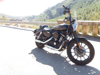 Harley Davidson Sportster Iron 883 Negociable