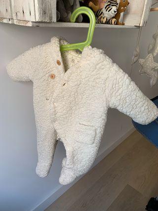Mono bebé Zara
