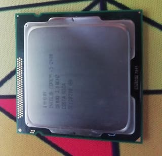 Procesador intel core I5 -2400