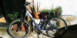 Bicicleta mujer TREX 100 NAVIGATOR