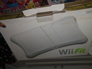 wii-fit wii mas accesorios para el mando
