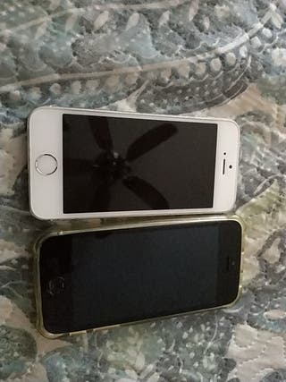 2 iphone para piezas