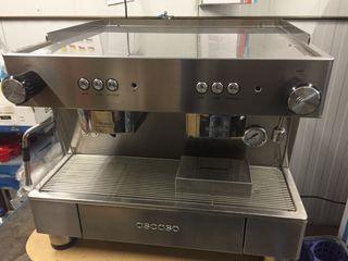 Cafetera de capsulas ascaso KAP(nueva solo 1 año )