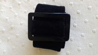 Cinturón vintage de terciopelo sifón