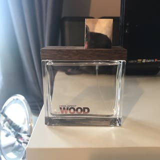 Dsquared she wood perfume