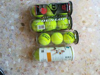 pelotas de padel nuevas