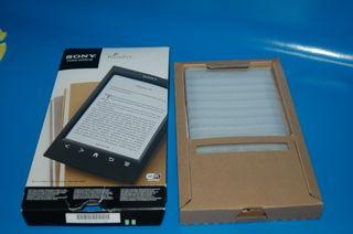 Libro digital Sony Reader PRS-T2 nuevo sin uso