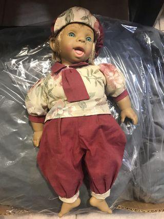Muñeca realista