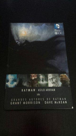 Asilo Arkham - Grandes autores de Batman. Morrison