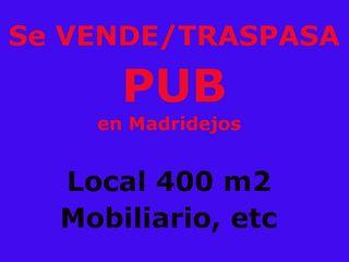 Local en venta en Madridejos