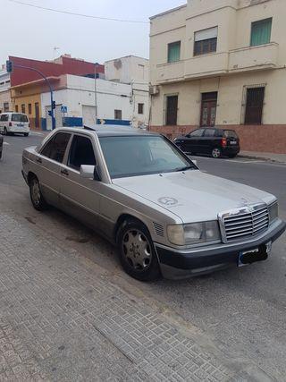 Mercedes-Benz 190 2.5 turbo