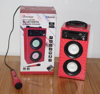 Bluetooth Karaoke Speaker with microphone