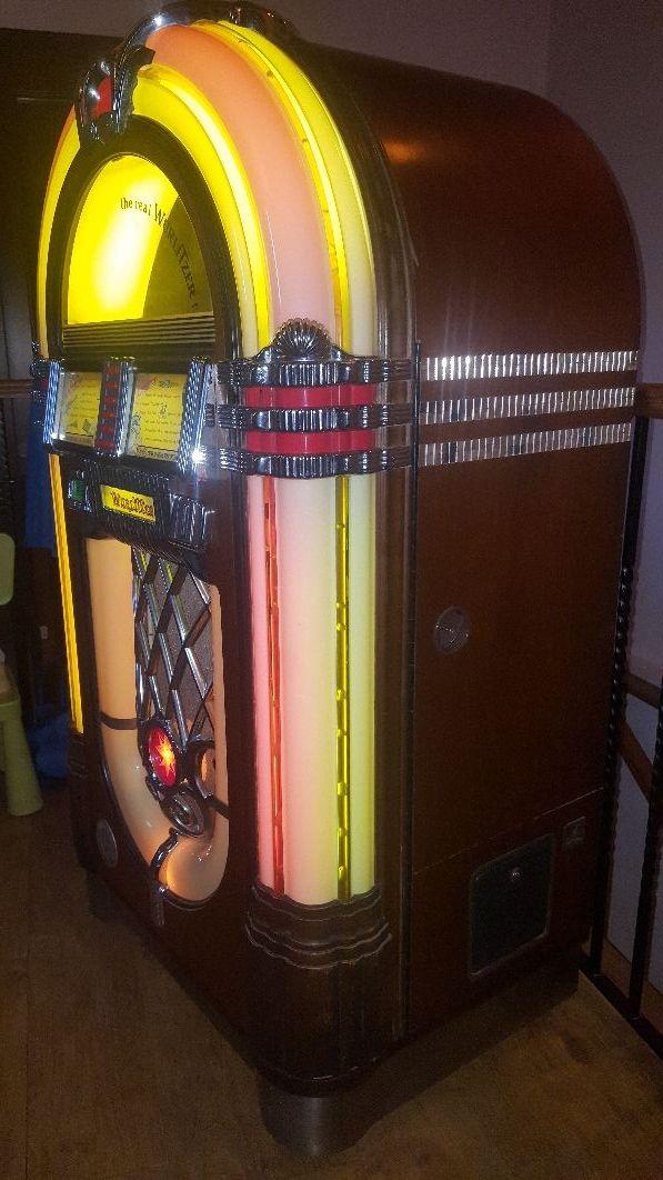 Jukebox original Wurlitzer One More Time 1015 cd de segunda mano por