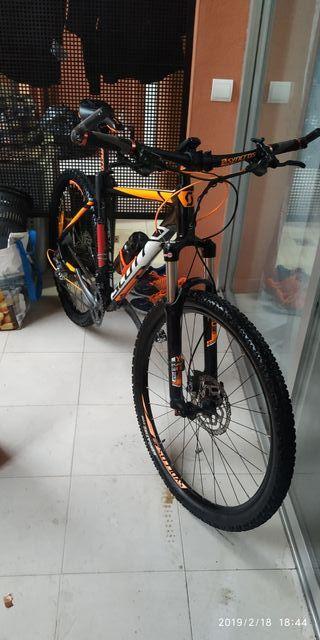 Bicicleta montaña Scoot