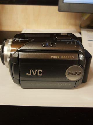Videocamara JVC EVERIO GZ-MG37E