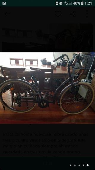 bicicleta urbana