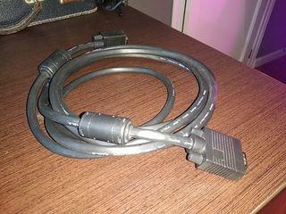 Cable VGA ordenador