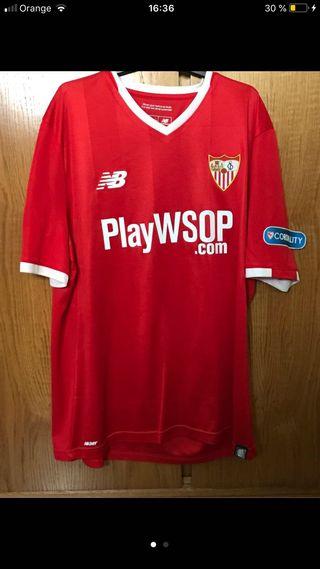 Camisetas Sevilla de segunda mano en la provincia de Valencia en ... e7bed8d39b8cf