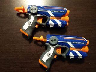 Pistolas Nerf firestriker