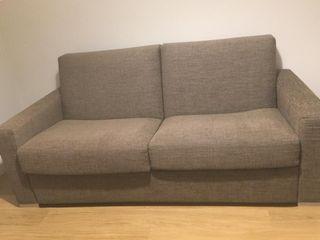 Sofa-cama con colchon viscoelastico